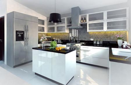 مدل کابینت آشپزخانه,کابینت چوبی آشپزخانه
