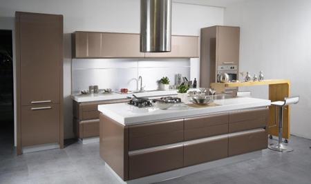 کابینت شیک آشپزخانه,مدل های کابینت آشپزخانه