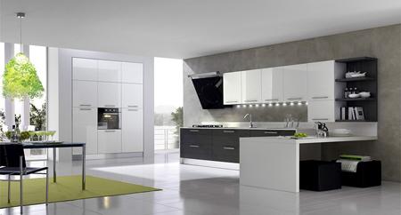 دکوراسیون کابینت آشپزخانه,مدل کابینت آشپزخانه
