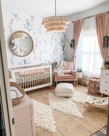 نکته هایی برای دکوراسیون و چیدمان اتاق کودکان, اصولی برای چیدمان اتاق کودک