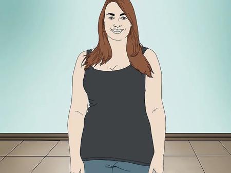 mo26709 اصول ست کردن لباس برای کسانی که شکم بزرگ و پهلو دارند