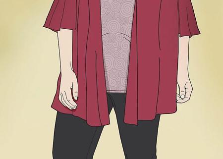 mo26711 اصول ست کردن لباس برای کسانی که شکم بزرگ و پهلو دارند