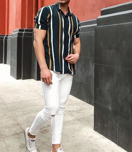 اصولی برای آقایان در تابستان,راهنمای لباس پوشیدن آقایان در فصل تابستان
