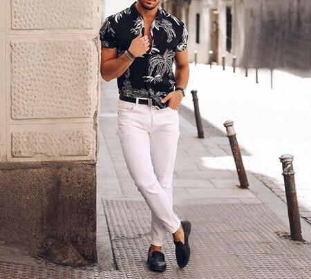 بهترین مدل لباس مردانه در تابستان,اصولی برای آقایان در تابستان