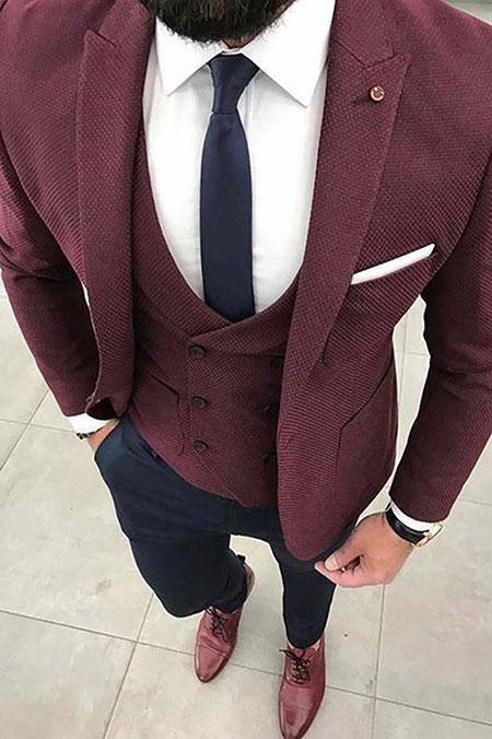 جدول ست رنگ لباس مردانه,ست لباس مردانه مجلسی
