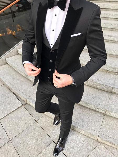 برای عروسی چی بپوشم مردانه,ست لباس مجلسی مردانه