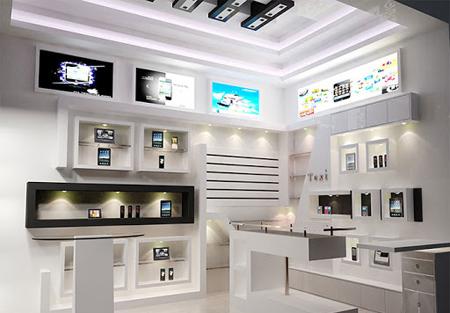 mo8362 جدیدترین دکوراسیون داخلی مغازه