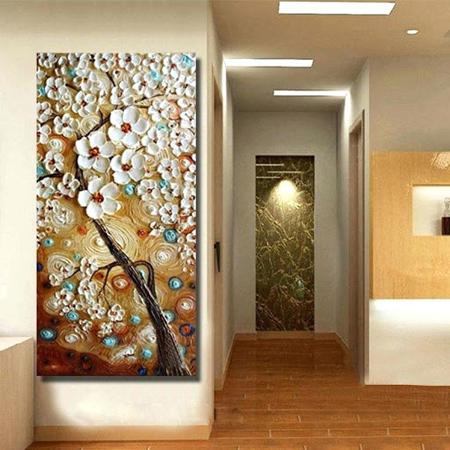 تابلوهای جدید نقاشی,ایده هایی برای تابلوهای مدرن