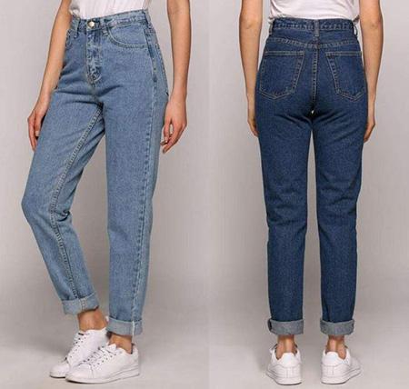mom3 style pants10 شلوار مام استایل چیست؟ + مدل های شلوار مام استایل