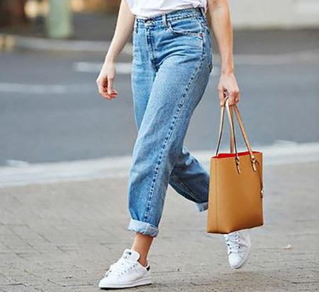 mom3 style pants12 شلوار مام استایل چیست؟ + مدل های شلوار مام استایل