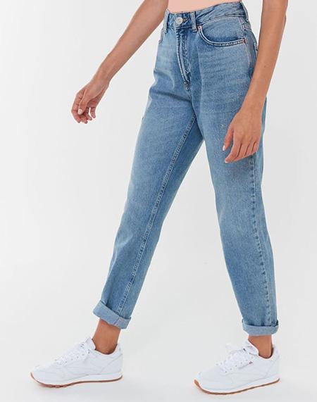 mom3 style pants8 شلوار مام استایل چیست؟ + مدل های شلوار مام استایل
