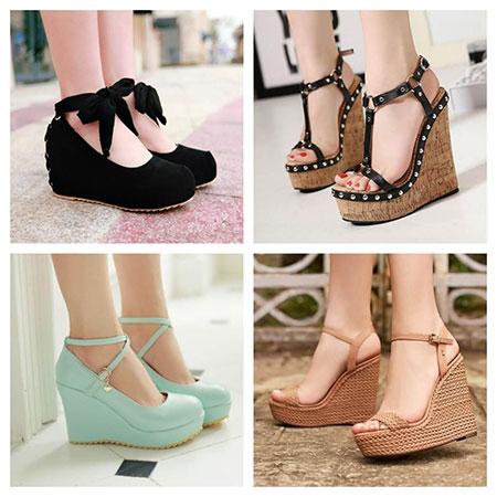 مدل کفش های زنانه, مدل کفش های مناسب خانم ها