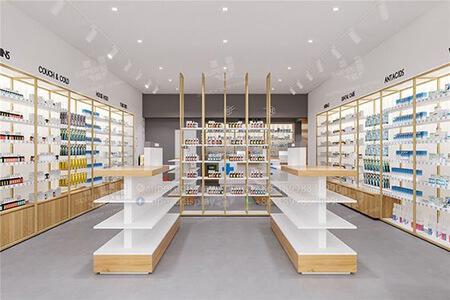 دکوراسیون داروخانه, طراحی داخلی داروخانه, ایده هایی برای طراحی داخلی داروخانه
