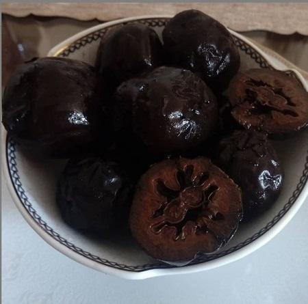 pickled walnut 05 روشهای مختلف تهیه ترشی گردو عالی