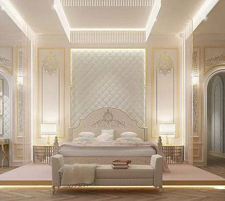 طراحی و چیدمان اتاق خواب,دکوراسیون اتاق خواب