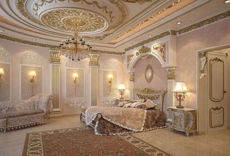 مدل اتاق خواب, چیدمان های شیک اتاق خواب
