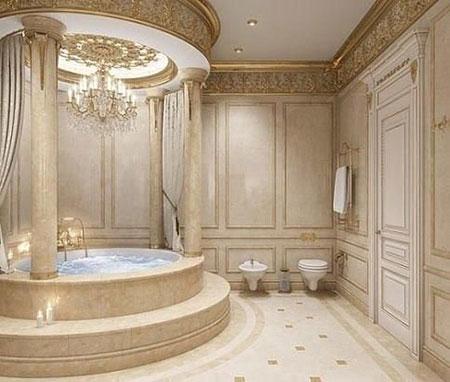 حمام و دستشویی سطنتی, جدیدترین سرویس بهداشتی