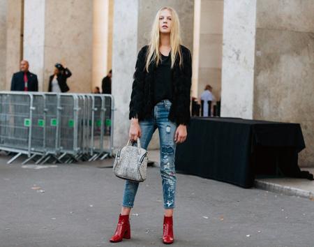 بوت های مناسب شلوار جین, راهنمای پوشیدن شلوار جین با بوت