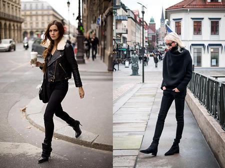 راهنمای پوشیدن شلوار جین با بوت, نکاتی برای پوشیدن شلوار جین با بوت