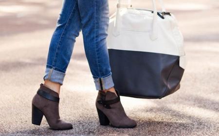 نکاتی برای پوشیدن چکمه,ست بوت با شلوار جین