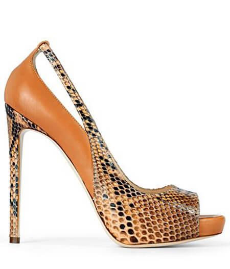 shoe2 animal2 skin7 مدل کفش با طرح پوست حیوانات