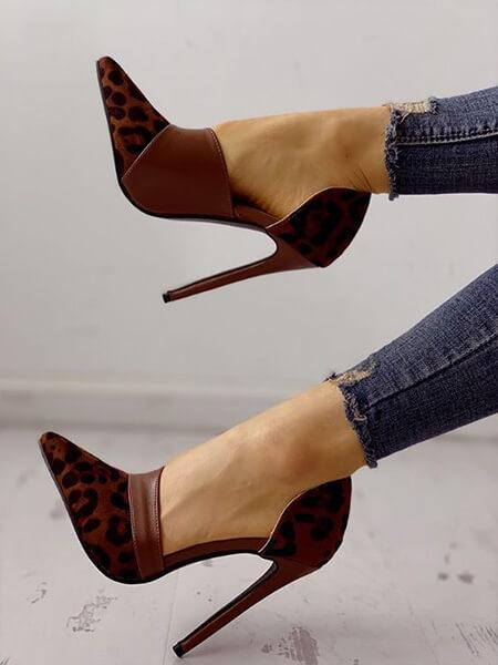 shoe2 animal2 skin9 مدل کفش با طرح پوست حیوانات