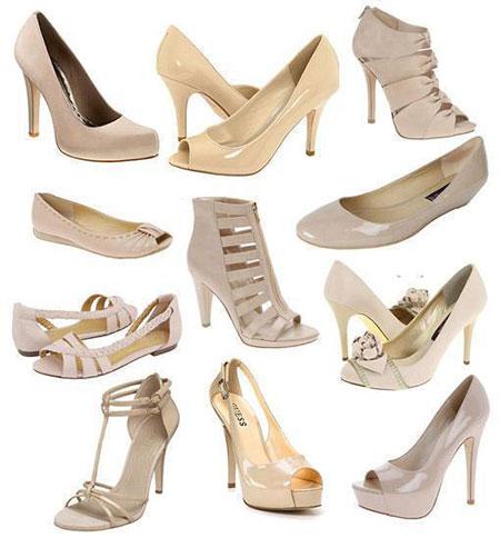 shoes2 mint green clothes2 بهترین رنگ کفش با لباس های سبز نعنایی