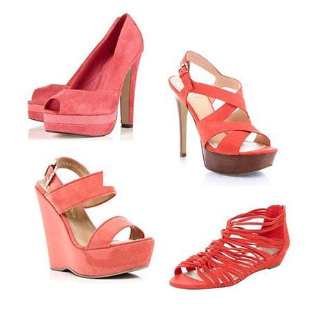 shoes2 mint green clothes6 بهترین رنگ کفش با لباس های سبز نعنایی