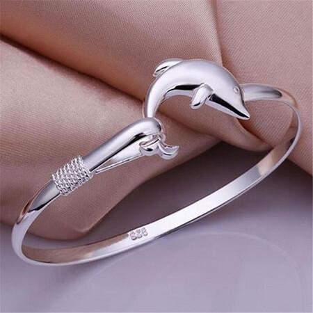 دستبند نقره اسپرت, دستبند نقره شیک, دستبند نقره دخترانه
