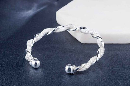 مدل های دستبند نقره, ایده هایی برای دستبند نقره, انواع دستبند نقره