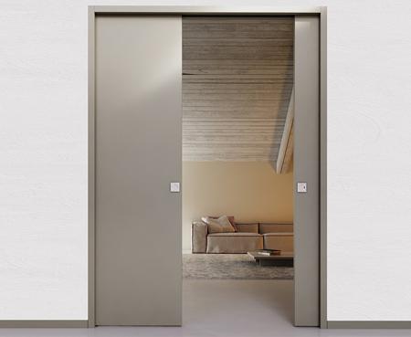 درب کشویی, مدل درب کشویی