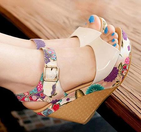 شیک ترین کفش های پاشنه بلند,کفش تابستانی پاشنه دار