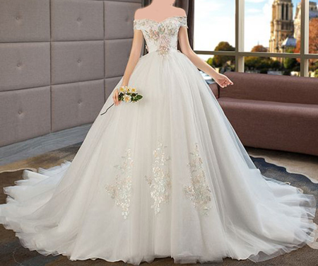 tips3 choosing3 bridal2 dress10 آشنایی با انواع لباس عروس + نکاتی برای انتخاب لباس عروس