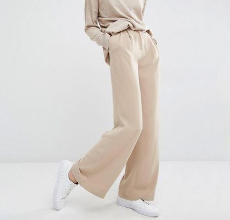 مهارت های پوشیدن شلوار گشاد,مناسب ترین کفش برای شلوارهای گشاد
