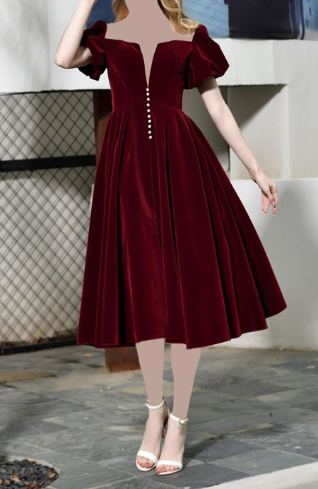 مدل لباس مخمل, جدیدترین مدل لباس مخمل
