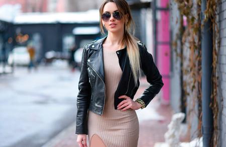 شیوه پوشیدن کت چرم زنانه, اصول و نحوه پوشش کت های چرم زنانه