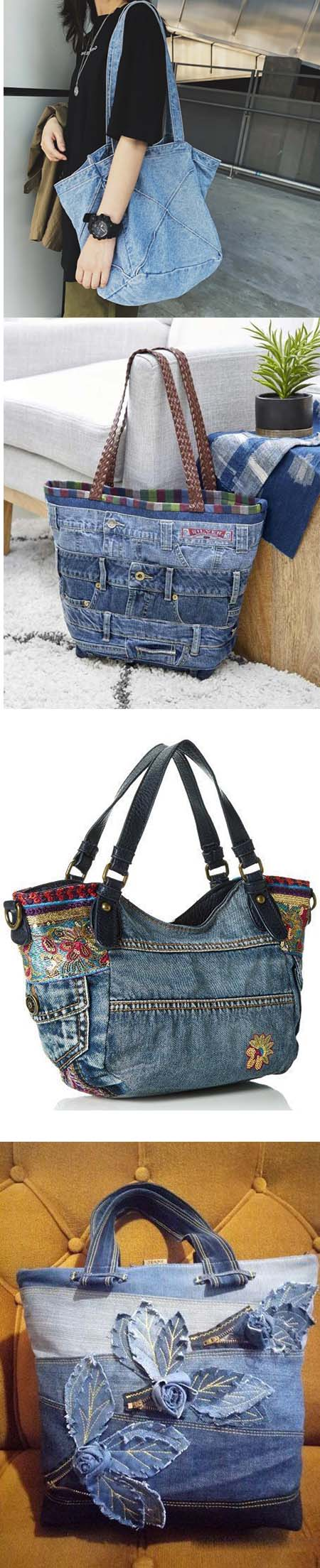 مدل کیف دوشی زنانه جدید , کیف دوشی زنانه , کیف دوشی زنانه جین