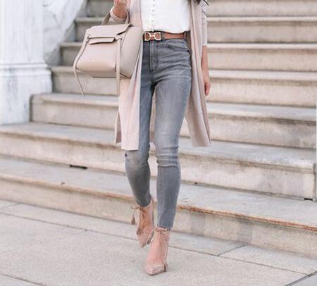 جدیدترین مدل شلوار جین اسکینی,شلوار اسکینی چیست,شلوار جین اسکینی زنانه