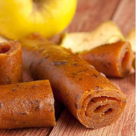 طرز تهیه لواشک سیب و انار, طرز تهیه لواشک سیب و کیوی, لواشک سیب با طعم های مختلف