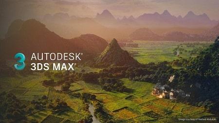 آموزش تصویری تری دی مکس, اموزش نرم افزار تری دی مکس, نرم افزار 3d max