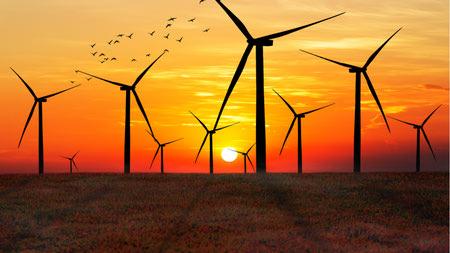 توربین بادی , معرفی انواع توربین بادی , توربین بادی چیست