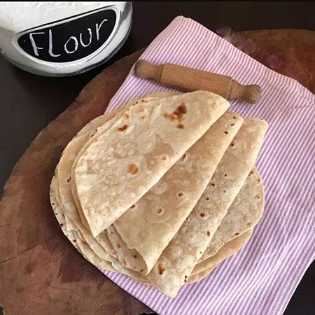 طرز تهیه نان ترتیلا با شیر, طرز تهیه نان ترتیلا با ذرت, طرز تهیه نان ترتیلا مکزیکی