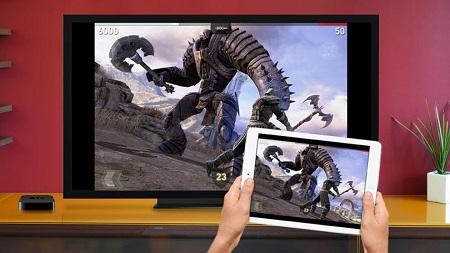 اتصال ipad به تلویزیون, روش های بیسیم اتصال اپل به تلویزیون, ابزار اتصال ipad به تلویزیون