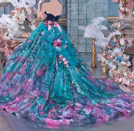 شیک ترین مدل لباس مجلسی فیروزه ای, جدیدترین لباس مجلسی فیروزه ای, مدل های لباس مجلسی فیروزه ای