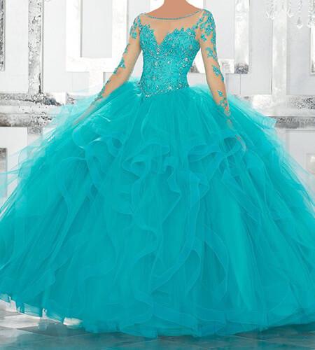 تصاویری از مدل لباس مجلسی رنگ فیروزه ای, لباس مجلسی فیروزه ای کوتاه, مدل لباس نامزدی فیروزه ای