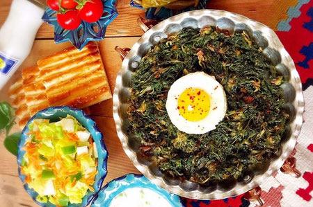 %name آشنایی با غذاهای سنتی مازندران