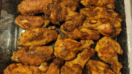 کتف و بال مرغ,طرز تهیه کتف و بال مرغ