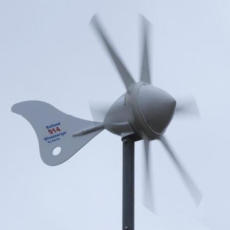 توربین بادی چگونه کار میکند, توربین بادی کوچک, معایب استفاده از توربین بادی
