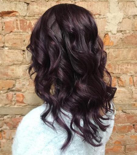 ست کردن لباس با رنگ مو بنفش, انواع فرمول رنگ مو بنفش, رنگ مو بنفش