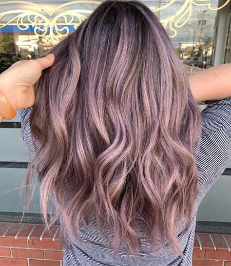 رنگ مو بنفش, فرمول رنگ مو بنفش, رنگ مو بنفش پلاتینی